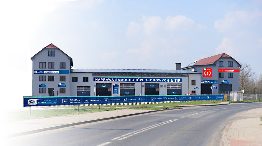 Auto Centrum Lipnica budynek
